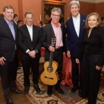 Evening with John Kerry