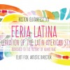 Boston Guitar Fest XII – Feria Latina