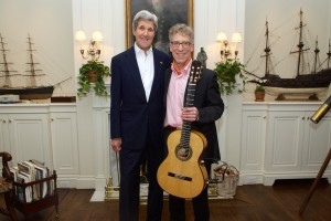 John Kerry & Eliot Fisk